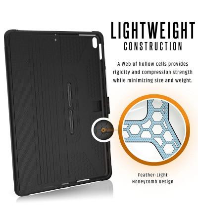 Original UAG Metropolis Series Rugged Protective Case for Apple iPad Air 10.5 2019