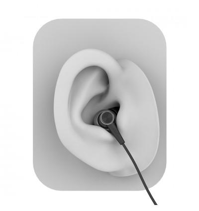Original UiiSii Hi-810 Metal CD-like Sports In-ear Earphones