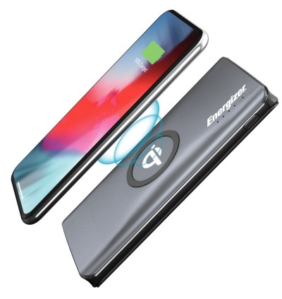 Energizer QE10005CQ 10000mAh QC3.0 PD Power Bank with Wireless Charging