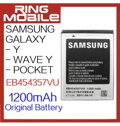 Original Samsung Galaxy Y EB454357VU 1200mAh Standard Battery