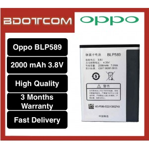 Oppo BLP589 Battery Compatible with OPPO 3000 3005 3007