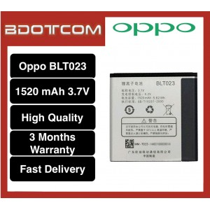 Oppo BLT023 Battery Compatible with Oppo X905 R807 R811 A91