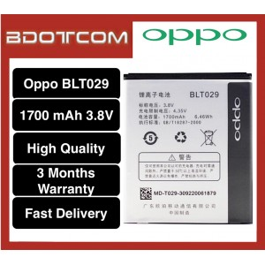 Oppo BLT029 Battery Compatible with Oppo R815T R821T R833T