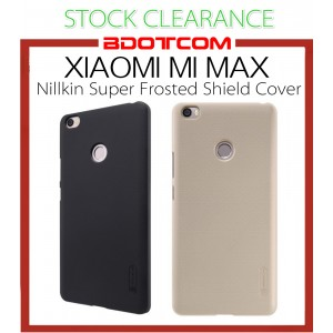 [CLEARANCE] Xiaomi Mi Max Nillkin Super Frosted Shield Cover Sand Case