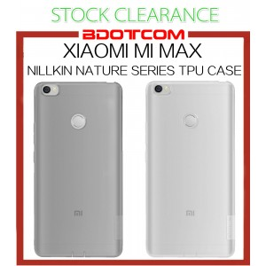 [CLEARANCE] Xiaomi Mi Max Nillkin Nature series TPU Case