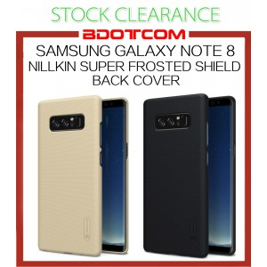 [CLEARANCE] Samsung Galaxy Note 8 Nillkin Super Frosted Shield Back Cover
