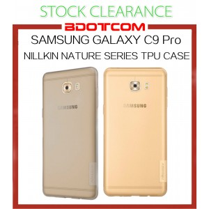 [CLEARANCE] Samsung Galaxy C9 Pro Nillkin Nature series TPU Back Cover