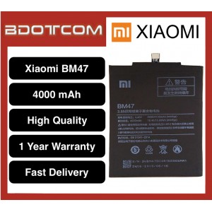 Xiaomi BM47 Replacement Battery for XiaoMi RedMi 3 / 3 Pro