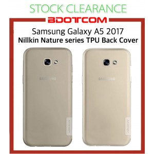 [CLEARANCE] Samsung Galaxy A5 2017 Nillkin Nature Series TPU Back Cover