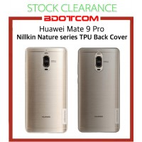 [CLEARANCE] Nillkin Nature Series Silicone Cover TPU Case for Huawei Mate 9 Pro