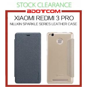 [CLEARANCE] Xiaomi Redmi 3 Pro Nillkin Sparkle series Leather Case