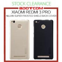 [CLEARANCE] Xiaomi Redmi 3 Pro Nillkin Super Frosted Shield Back Cover
