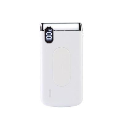 Joyroom D-M194 Gezhi Series Digital Display 10000mAh Fast Charge Wireless Power Bank