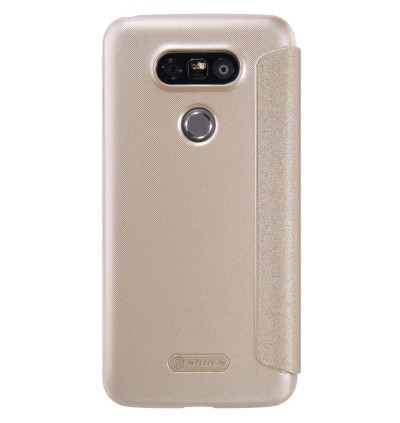 [CLEARANCE] LG G5 Nillkin Sparkle series Leather Case