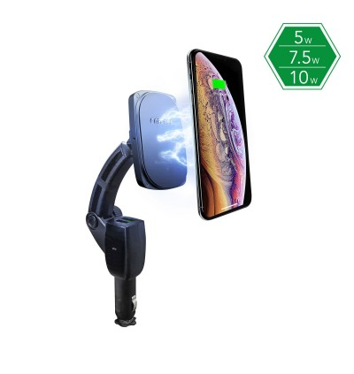 Original Capdase SQ Power Fast Wireless Charging Magnetic Mount Charging Arm
