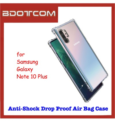 Anti-Shock Drop Proof Air Bag Case for Samsung Galaxy Note 10 Plus