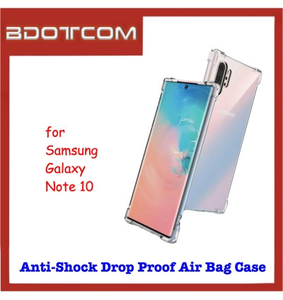 Anti-Shock Drop Proof Air Bag Case for Samsung Galaxy Note 10