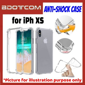 Anti-Shock Drop Proof Protective Case for Apple iPhone XS
