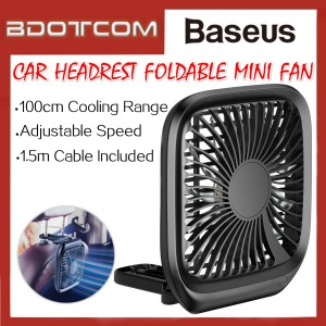 Baseus Foldable Vehicle-Mounted Backseat Headrest Mini Fan
