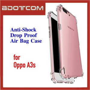 Anti-Shock Drop Proof Air Bag Case for Oppo A3s