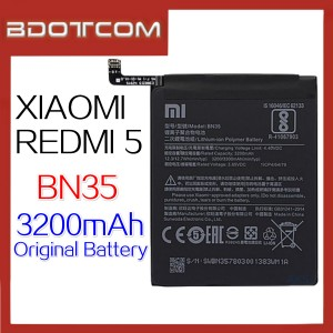 Original Xiaomi Redmi 5 BN35 3200mAh Standard Battery