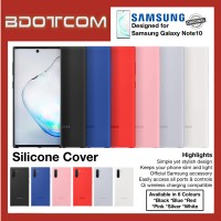 Original Samsung Silicone Cover Case for Samsung Galaxy Note10 Note 10