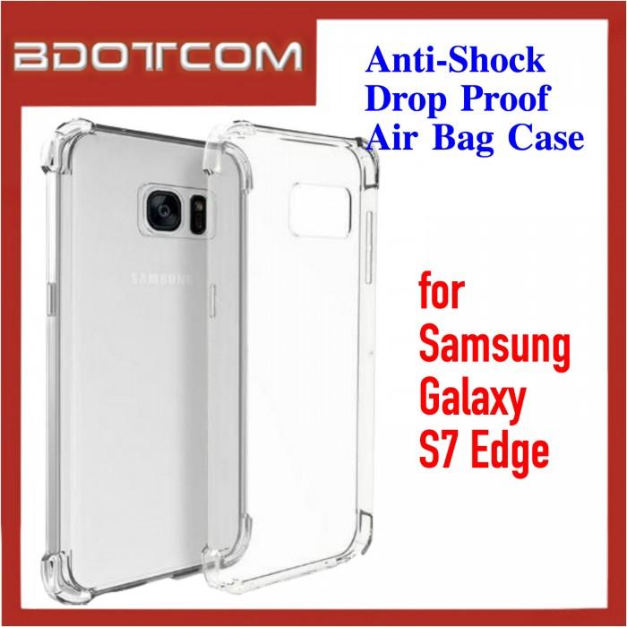 Anti-Shock Drop Proof Air Bag Case Samsung Galaxy S7 Edge