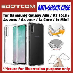Anti-Shock Drop Proof Protective Case for Samsung Galaxy A50 / A7 2016 / A5 2016 / A5 2017 / J4 Core / J1 Mini