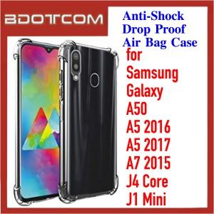 Anti-Shock Drop Proof Air Bag Case for Samsung Galaxy A50 / A7 2016 / A5 2016 / A5 2017 / J4 Core / J1 Mini