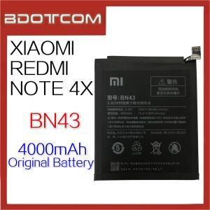 Original Xiaomi Redmi Note 4X BN43 4000mAh Standard Battery