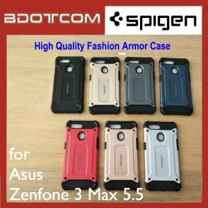 High Quality Spigen Fashion Armor Case for Asus Zenfone 3 Max 5.5