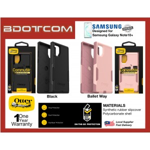 Original Otterbox Commuter Series Protective Case for Samsung Galaxy Note10+ Note 10 Plus