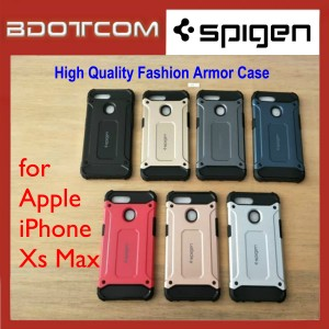 High Quality Spigen Fashion Armor Case for Apple iPhone Xs Max