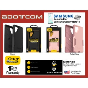 Original Otterbox Commuter Series Protective Case for Samsung Galaxy Note10 Note 10