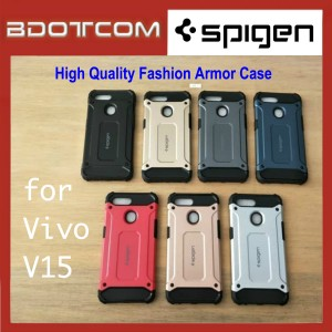 High Quality Spigen Fashion Armor Case for Vivo V15