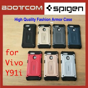 High Quality Spigen Fashion Armor Case for Vivo Y91i