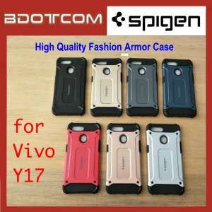 High Quality Spigen Fashion Armor Case for Vivo Y17