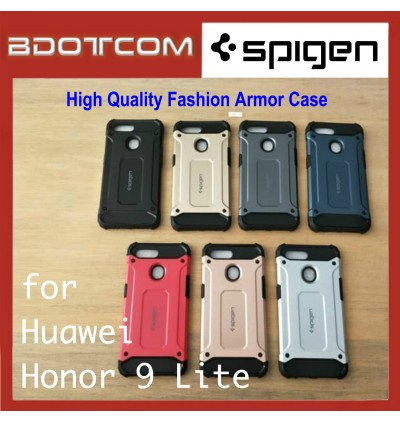 High Quality Spigen Fashion Armor Case for Huawei Honor 9 Lite