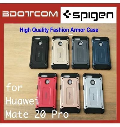 High Quality Spigen Fashion Armor Case for Huawei Mate 20 Pro
