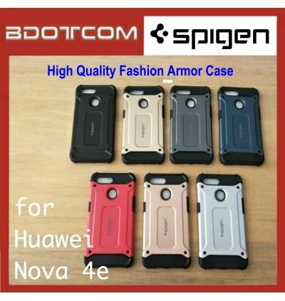 High Quality Spigen Fashion Armor Case for Huawei Nova 4e