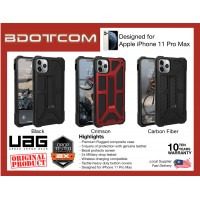 Original UAG Monarch Series Protective Case for Apple iPhone 11 Pro Max