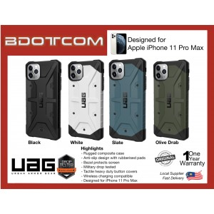 Original UAG Pathfinder Series Protective Case for Apple iPhone 11 Pro Max