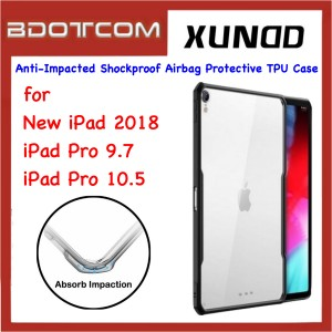 Xundd Beetle Series Anti-Impacted Shockproof Airbag Protective TPU Case for Apple New iPad 2018 / iPad Pro10.5 / iPad Pro 9.7
