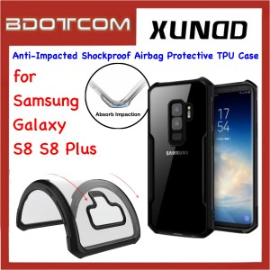 Xundd Beetle Series Anti-Impacted Shockproof Airbag Protective TPU Case for Samsung Galaxy S8 / S8 Plus