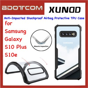 Xundd Beetle Series Anti-Impacted Shockproof Airbag Protective TPU Case for Samsung Galaxy S10 Plus / S10e