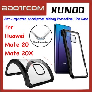 Xundd Beetle Series Anti-Impacted Shockproof Airbag Protective TPU Case for Huawei Mate 20 / Mate 20X