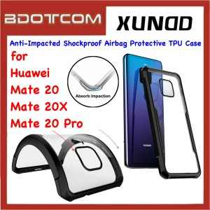 Xundd Beetle Series Anti-Impacted Shockproof Airbag Protective TPU Case for Huawei Mate 20 / Mate 20X / Mate 20 Pro