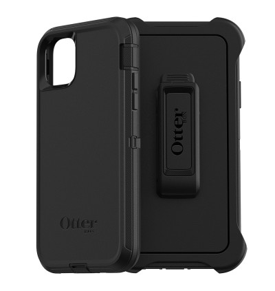 Original Otterbox Defender Series Protective Case with Belt Clip Holster for Apple iPhone 11 Pro Max
