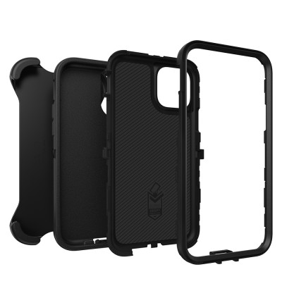 Original Otterbox Defender Series Protective Case with Belt Clip Holster for Apple iPhone 11