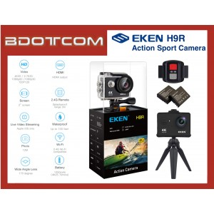 EKEN H9R Action Sport Full HD 4K WiFi Waterproof Photo and Video Camera